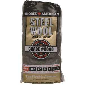 Homax 10120000 #4/0 12 Pad Steel Wool, Super Fine Grade