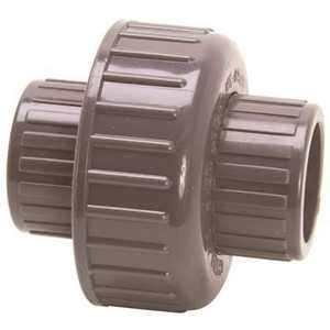 B&K 164-605 1 in. Schedule 80 PVC Solvent Union
