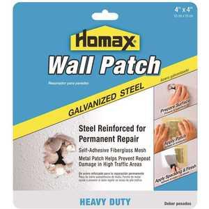 Homax 5504 Drywall Galvanized Heavy-Duty Wall Patch