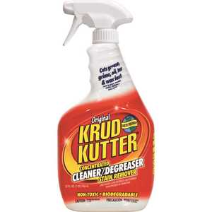 Krud Kutter KK326 32 oz. Original Concentrate Cleaner/Degreaser