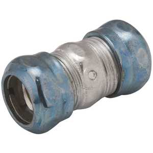 RACO 2928RT 2 in. EMT Raintight Compression Coupling - pack of 10