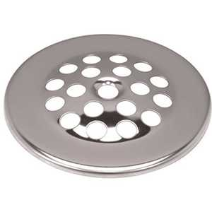 Proplus BD206 2-7/8 in. Dia. Bath Drain Strainer in Chrome Plated