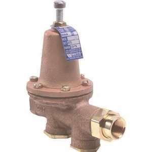 Watts 0009258 3/4 in. Bronze DU Water Pres Reg Lead Free