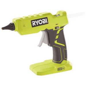 RYOBI P305 18-Volt ONE+ Cordless Full Size Glue Gun (Tool-Only) with 3 General Purpose Glue Sticks