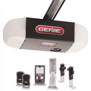Genie 3055-TKSV SilentMax 750 3/4 HPc Ultra-Quiet Belt Drive Garage Door Opener with Wireless Keypad