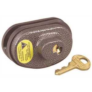 Master Lock Company 90KADSPT P104 Gun Lock Fits Most Trigger Gaurds KAA
