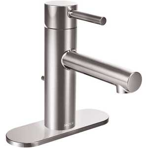 Moen 6190 Align Single Hole Single-Handle Bathroom Faucet in Chrome