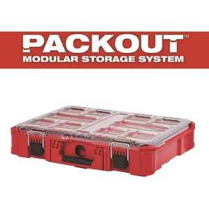 Milwaukee 48-22-8430 PACKOUT 11-Compartment Small Parts Organizer