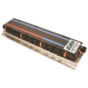 Zurn QPPM9H15C 0.5 in. PEX Manifold Zurn Qickport 24 Branch black