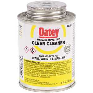Oatey 307821 8 oz. All-Purpose Pipe and Fitting Cleaner