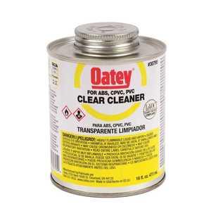 Oatey 307953 16 oz. PVC Clear Cleaner