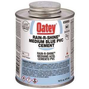 Oatey 308933 Rain-R-Shine 16 oz. PVC Cement