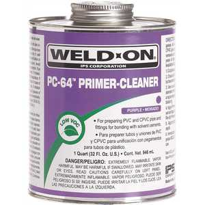 PURPLE PRIMER/CLEANER, 1 GALLON