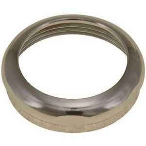 Premier 161002 1-1/2 in. Brass Slip Joint Nut Chrome Plated
