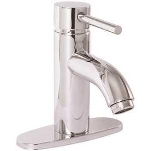 Premier 67709W-7001 Essen Single-Handle Single Hole Lavatory Faucet with Pop-Up in Chrome