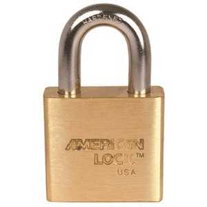 American Lock A5570KA XJ12 5570 Series 2 in. Solid Brass Padlock Body KAA