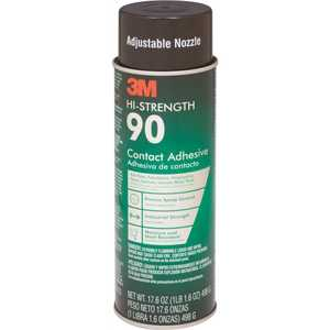 3M 90-24 17.6 oz. Hi-Strength 90 Spray Adhesive