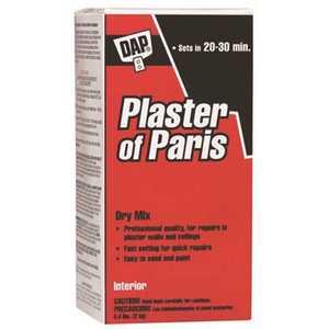DAP 10308 4 lbs. Plaster of Paris