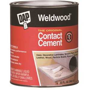 DAP 00272 1 Qt. DAP Weldwood Original Contact Cement