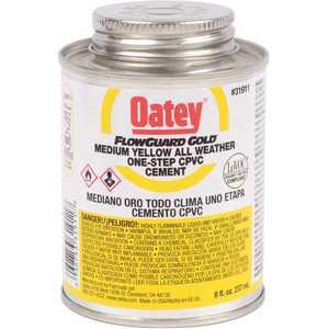 Oatey 3191131 FlowGuard Gold 8 oz. CPVC 1-Step Cement