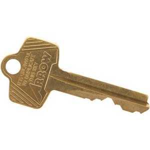 Arrow Lock C1C-MK-CUT-F1753 Master Key for IC Core Brass