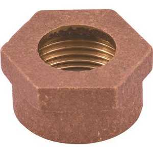Proplus 2489383 7/8 in. Brass Ballcock Coupling Nut