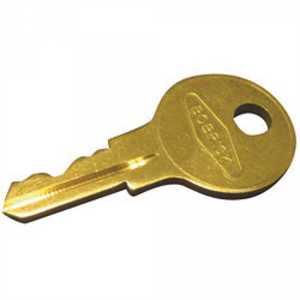 Bobrick Washroom Equipment 344-20 Upper Door Lock and Key