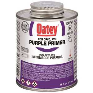 Oatey 307573 16 oz. PVC Purple Primer