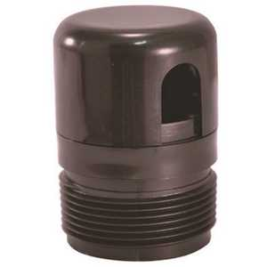 Proplus 14018 1-1/2 in. PVC Trap Vent Black