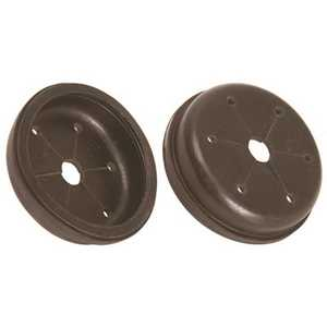 Proplus 143017 Garbage Disposal Splash Guard Fits InSinkErator Black