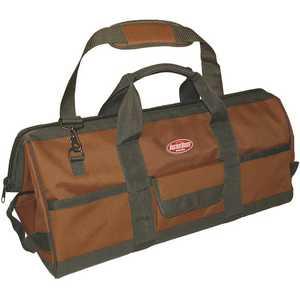 Bucket Boss 60024 Gatemouth LongBoy 24 in. Tool Bag