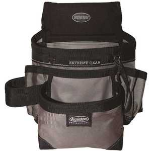 Bucket Boss 55200 14.25 in. 12-Pocket Mullet Buster Pouch