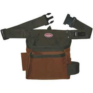 Bucket Boss 50300 10 in. 5-Pocket Handyman's Holster
