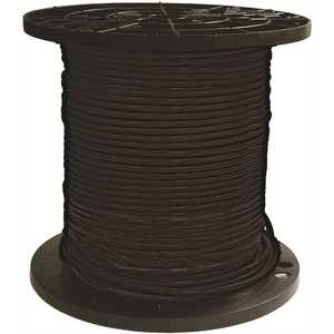 Southwire 20488312 500 ft. 8 Black Stranded CU SIMpull THHN Wire