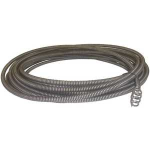RIDGID 34893 1/4 in. x 30 ft. K-30 Auto-Clean Replacement Drain Cleaning Cable