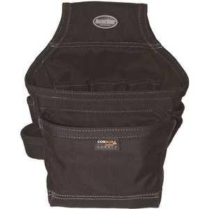 Bucket Boss 57200 12 in. 11-Pocket Ballistic Carpenter's Pouch