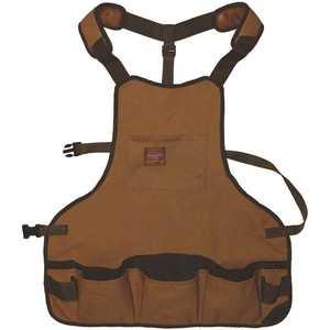 Bucket Boss 80200 23 in. 16-Pocket Duckwear Super Bib Apron