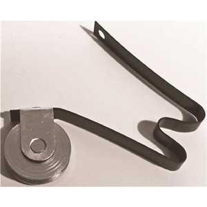 STRYBUC INDUSTRIES 10-371 Patio Screen Door Steel Roller Assembly