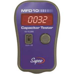 CAPACITOR TESTER MFD10 Digital Capacitor Tester