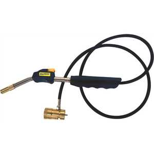MagTorch MT 560 C MagTorch MAP/PROPANE Self-Lighting Tradesman Torch Head with Extension Hose