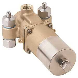 Symmons 7-102P 1/2 in. Tempcontrol Thermostatic Mixing Valve, Chrome