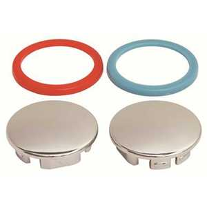 Cleveland Faucet Group 40005 Knob Insert Kit for CFG Faucet Chrome