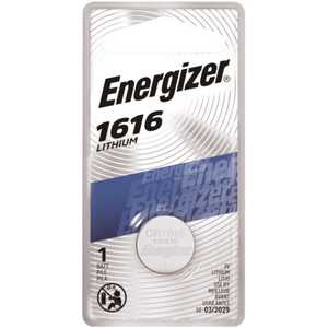 EVEREADY BATTERY ECR1616BP Lithium CR 1616 Battery