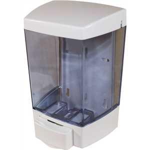 1360 ml. White See-Through Tank Soap Dispenser