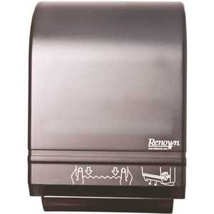 Touch-Free Roll Towel Dispenser Gray