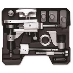 Kwikset 138 INSTL KIT Master Installation Kit for Wood, Metal and Fiberglass Doors Unfinished