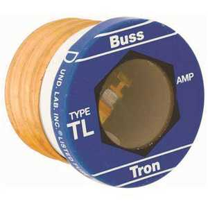 Cooper Bussmann TL-20 Type TL Time Delay Glass Plug Fuse 125-Volt 20 Amp - pack of 4