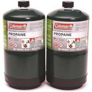 Coleman Cable 310805 Coleman 1 lb. Coleman Propane Gas Cylinder