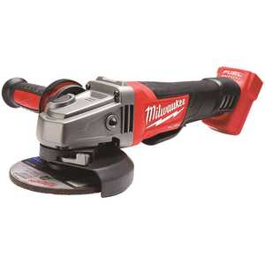 Milwaukee 2780-20 M18 FUEL 18-Volt Lithium-Ion Brushless Cordless 4-1/2 in. / 5 in. Grinder with Paddle Switch (Tool-Only)