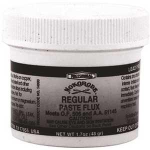 RectorSeal 14002 Nokorode 1.7 oz. Solder Paste Brown